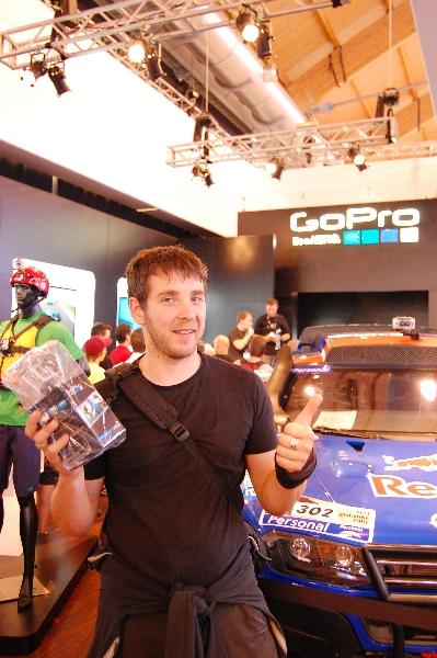 GoPro Gewinner!