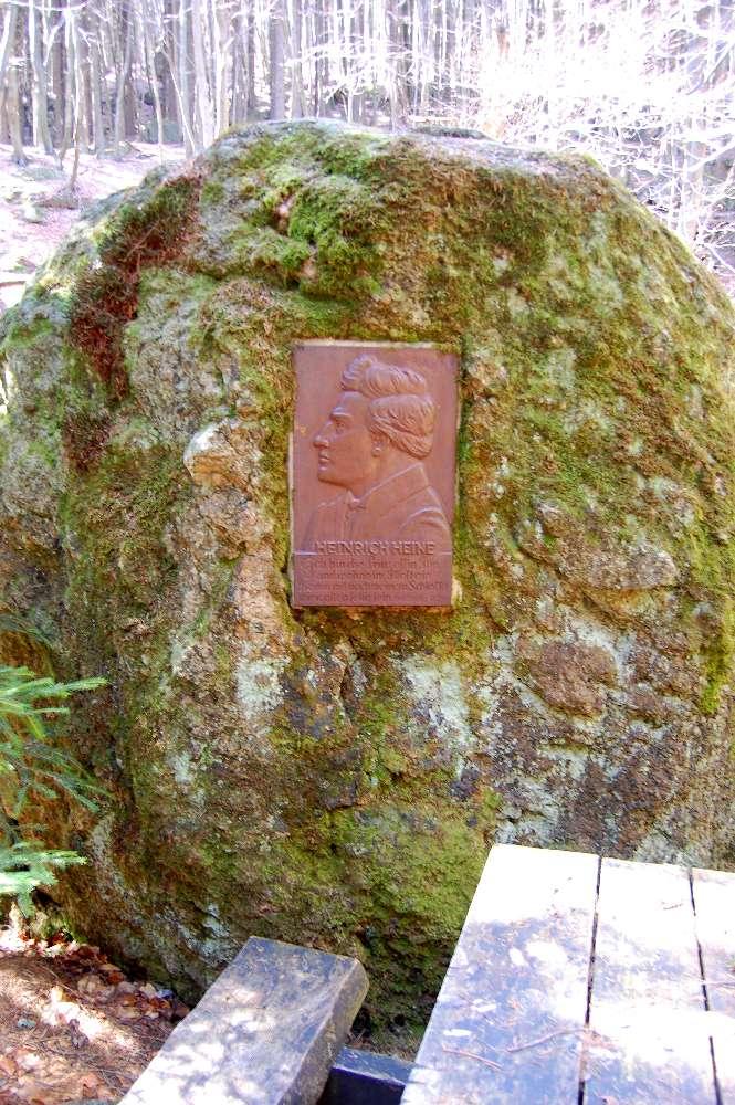 Heinrich Heine Gedenktafel