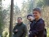 Junge Wildnissportler