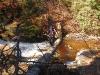 Akrobatik auf dem Wasser