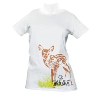 Kittina T-shirt Wildfieber