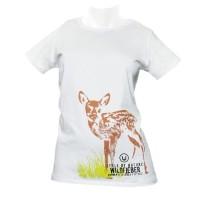 Kittina T-shirt Wildfieber