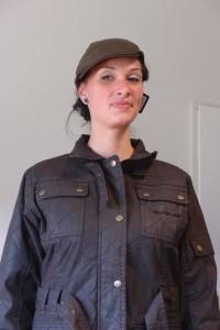 Gewachste Damen-Jacke von Chevalier