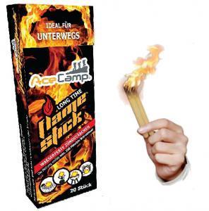 AceCamp Flamestick, Brenndauer ca. 6 - 8 Minuten