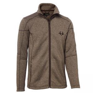 Chester Fleece Cardigan, ist eine stilvolle Jacke, die Du sehr gut in Kombination zu Hemden zu tragen kannst
