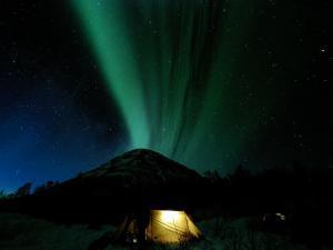 Polarlichter beeindrucken als Naturschauspiel
