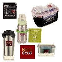 Barocook Kochsystem ohne Feuer oder Gas!