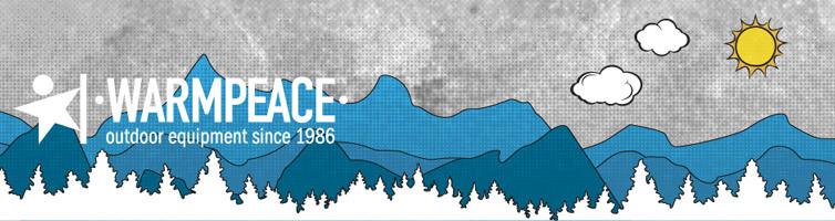 Warmpeace - seit 1986 echt gute Ausrüstung