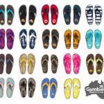 Nachhaltige Flip Flops in vielen Farben