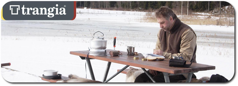 Sturmkocher kompakt, schneller Aufbau, wartungsfrei, made in Sweden