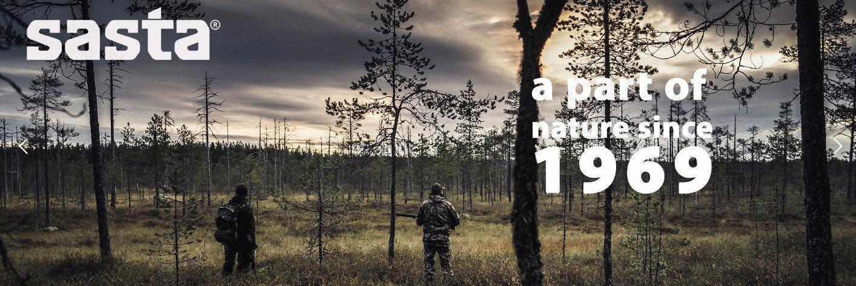 SASTA - finnische Profi-Jagdbekleidung